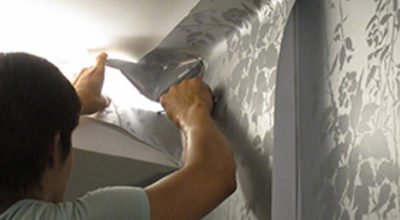 Instalação de papel de parede em São Paulo e Guarulhos(11)94042-5443whats