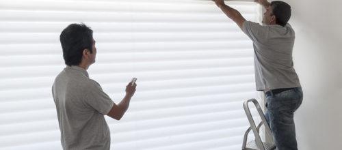 Manutenção de Persianas e cortinas em SP